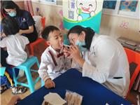 校园口腔健康科普宣教走进迎春幼儿园